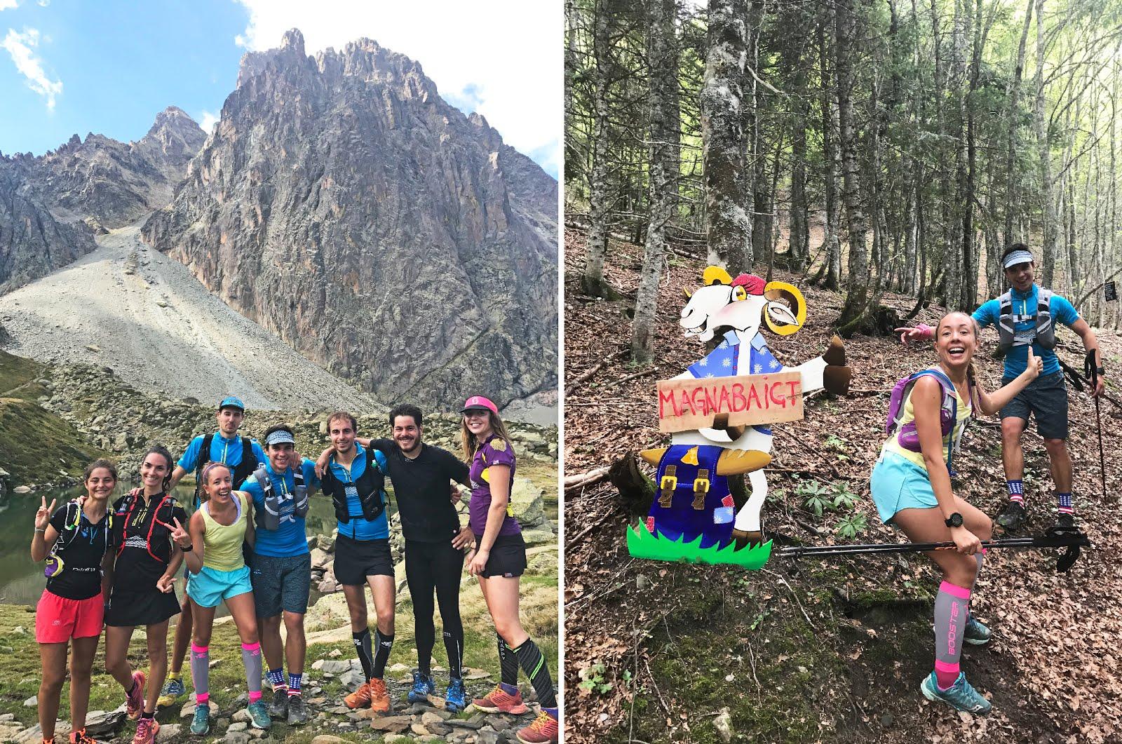 Happy Running Crew montagne trail