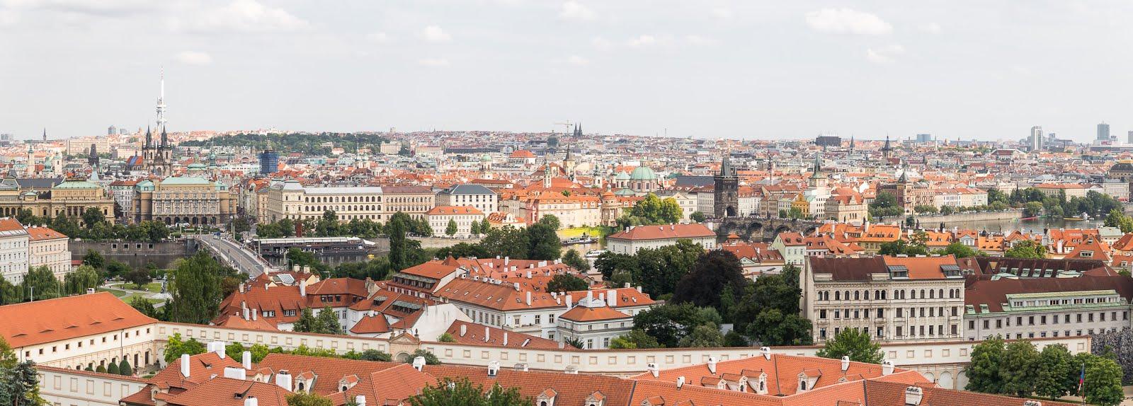 Idées voyage visite Prague