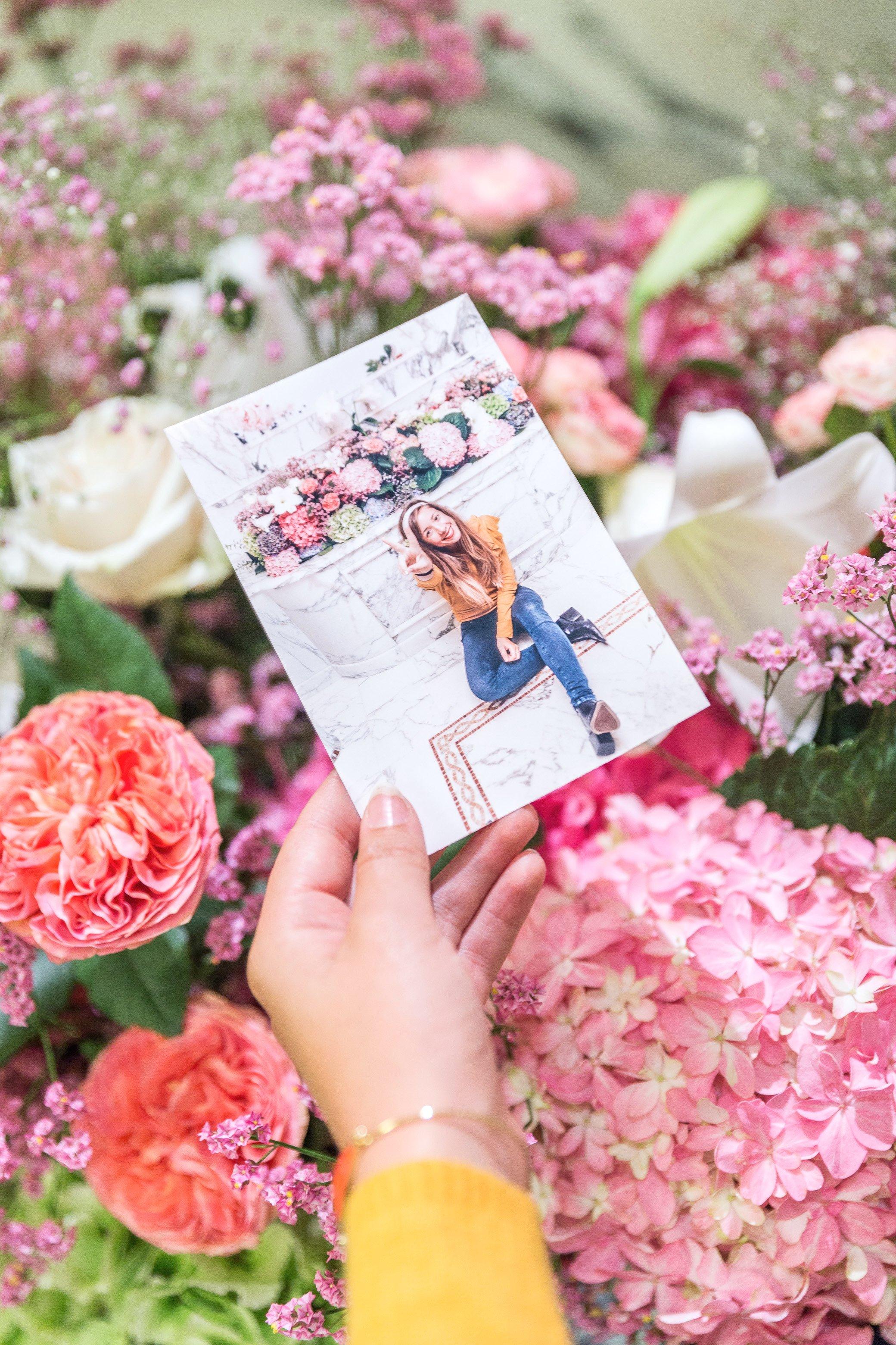 Photo lifestyle événement blog beauté