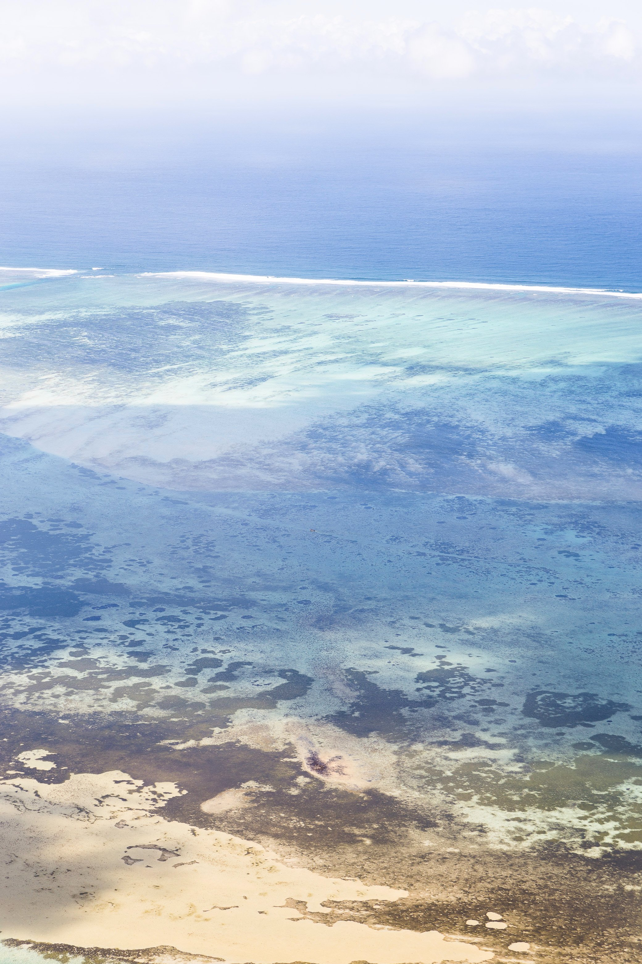 lagon île maurice