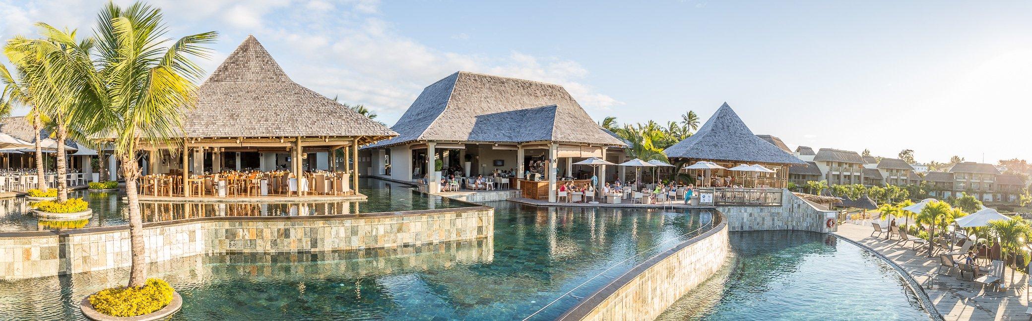 panorama hôtel île maurice
