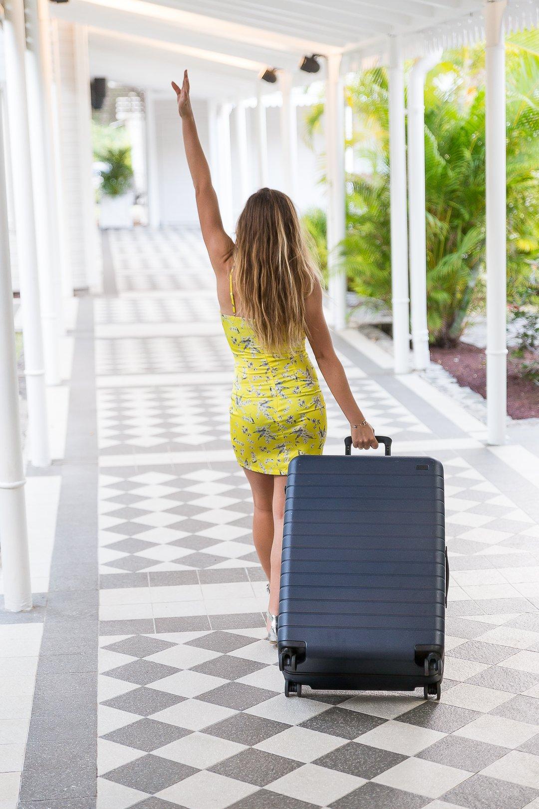 valise des îles