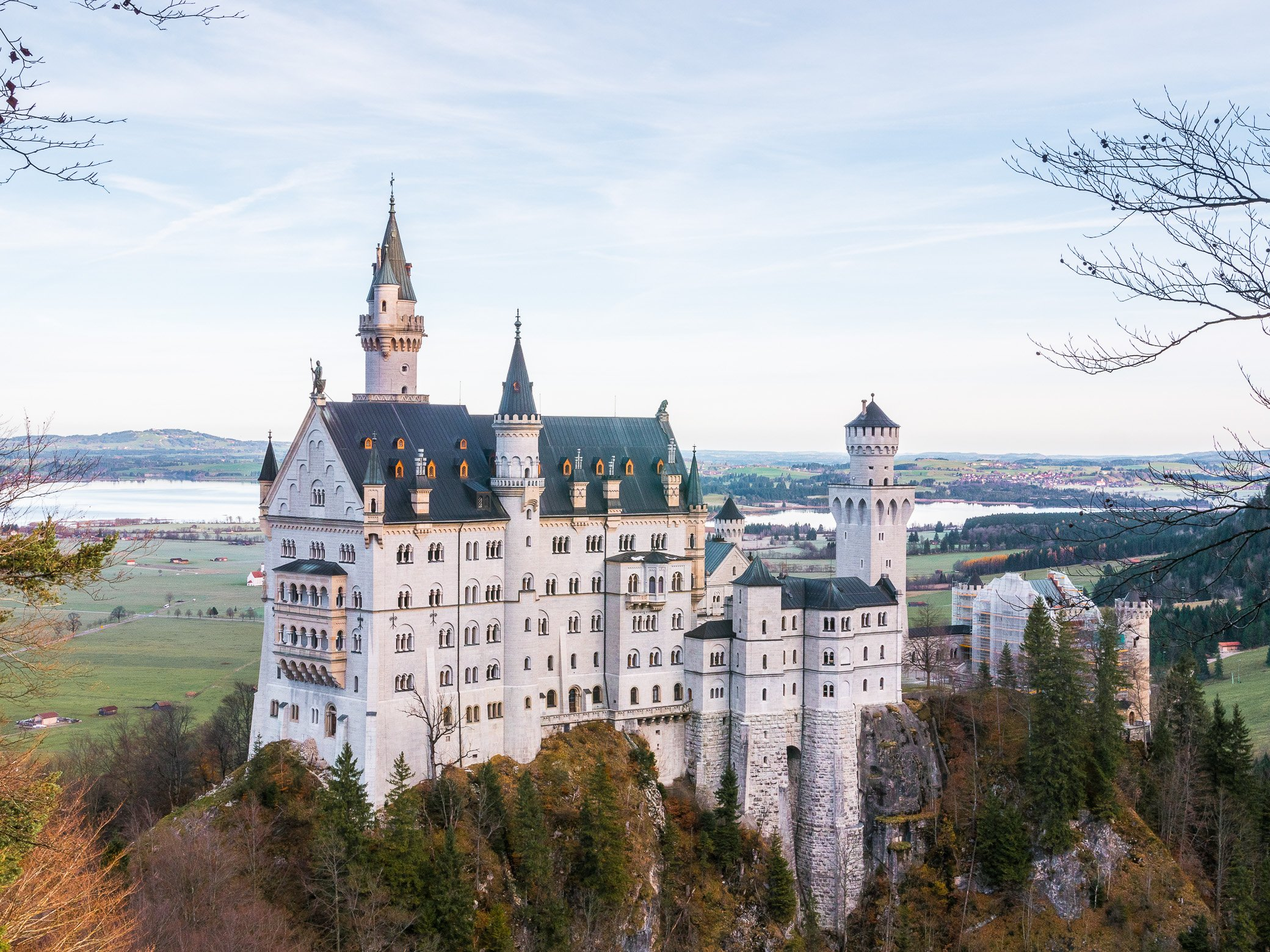 chateau Neuschwanstein conseils visite
