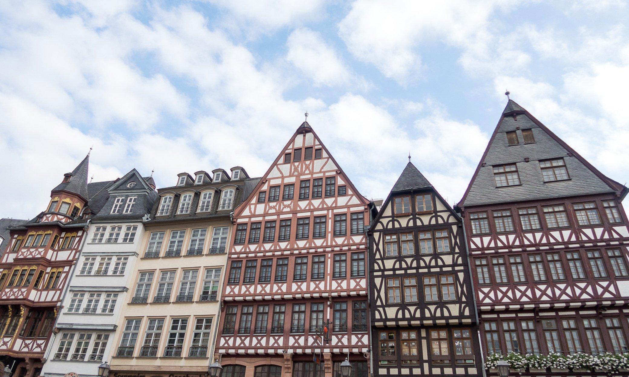 Francfort centre historique