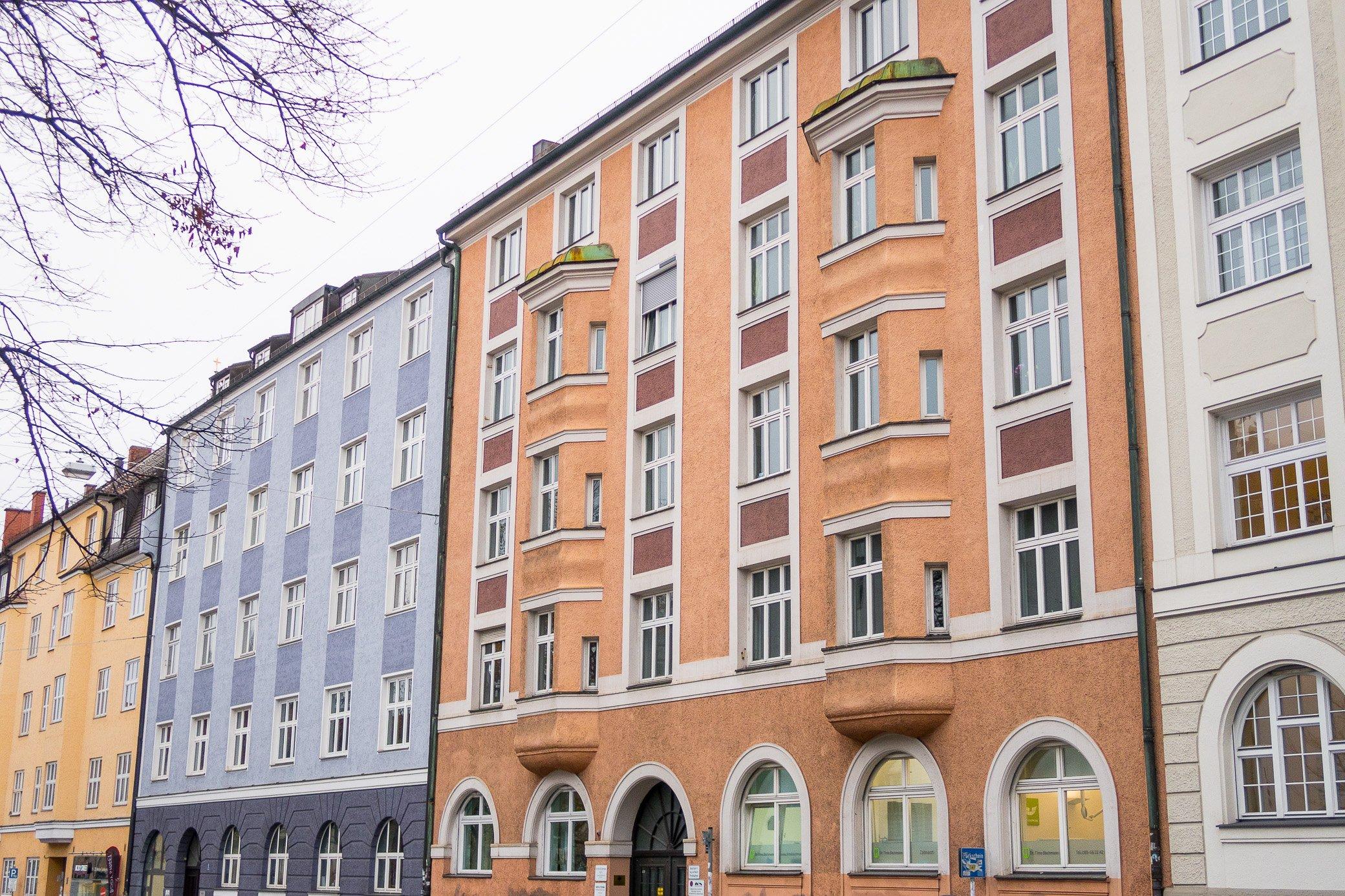 Munich en couleurs
