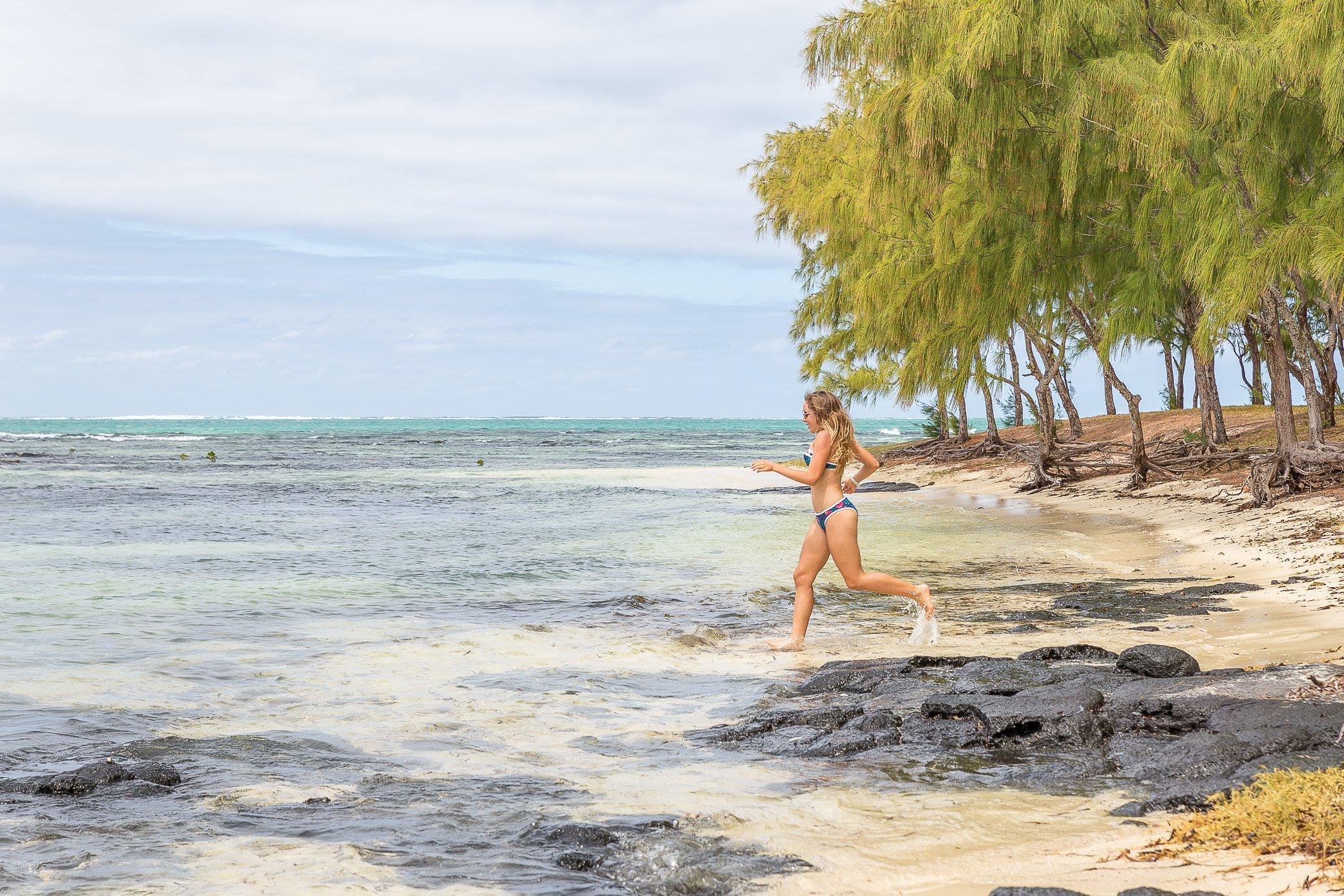 voyage île Maurice plage