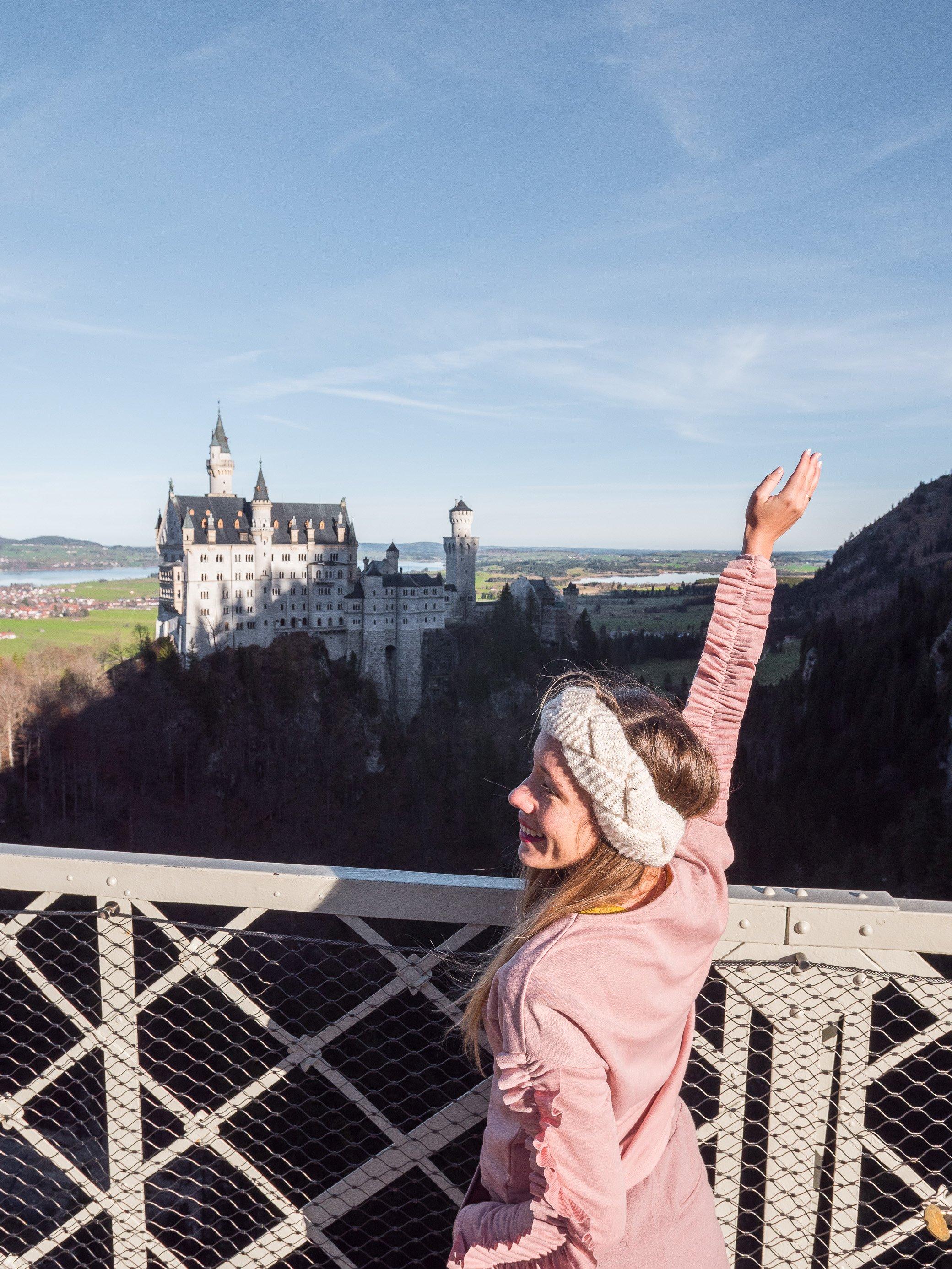 visiter le château de Neuschwanstein