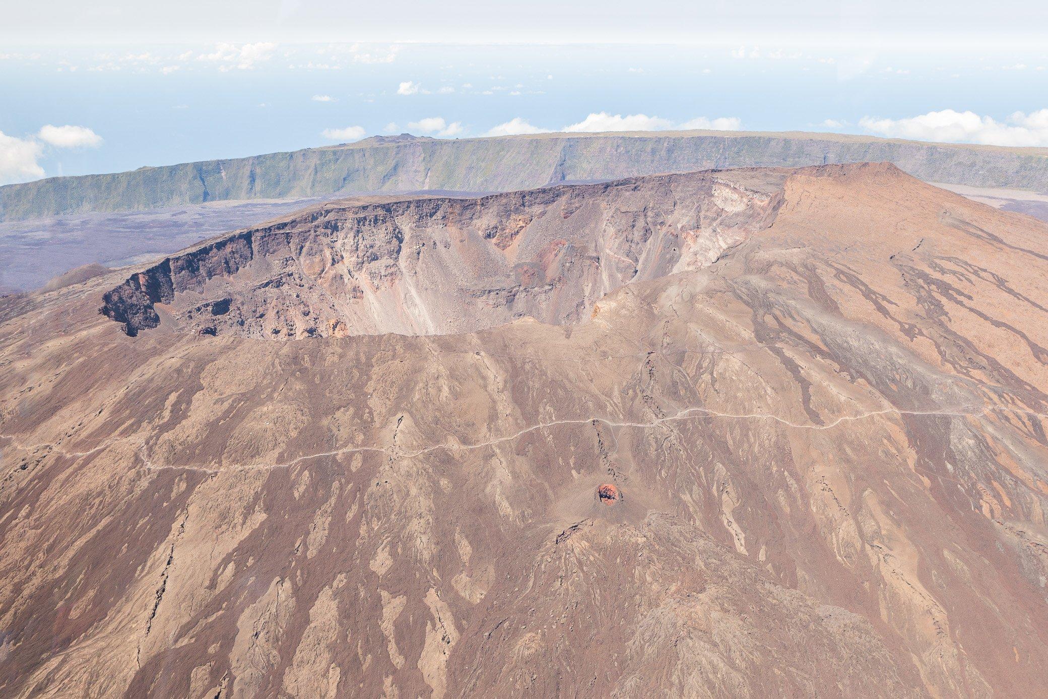 Volcan La Réunion
