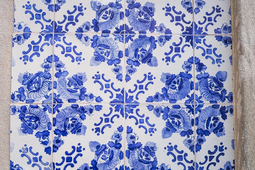 azulejos porto