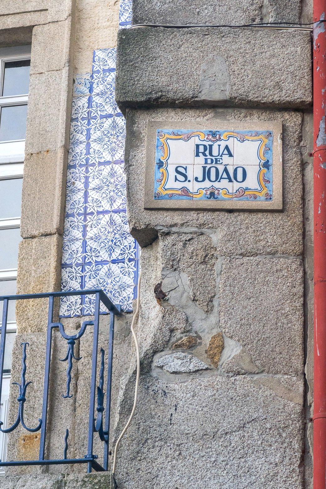 Rua de Joao Porto