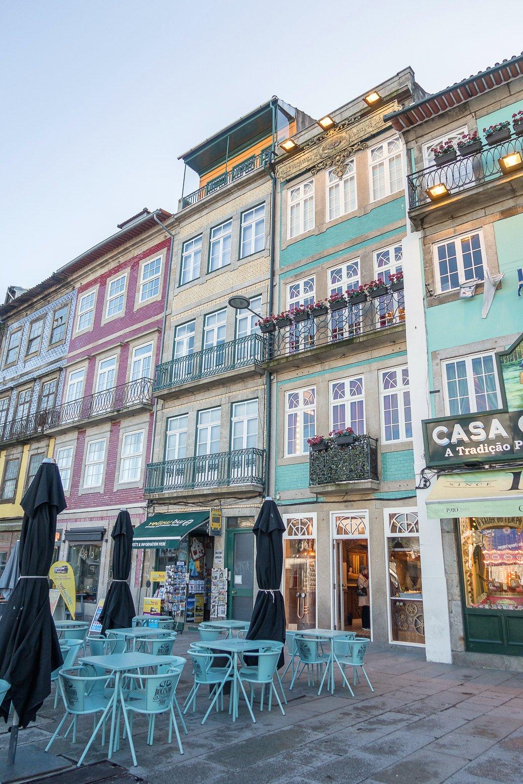 Restaurants à Porto