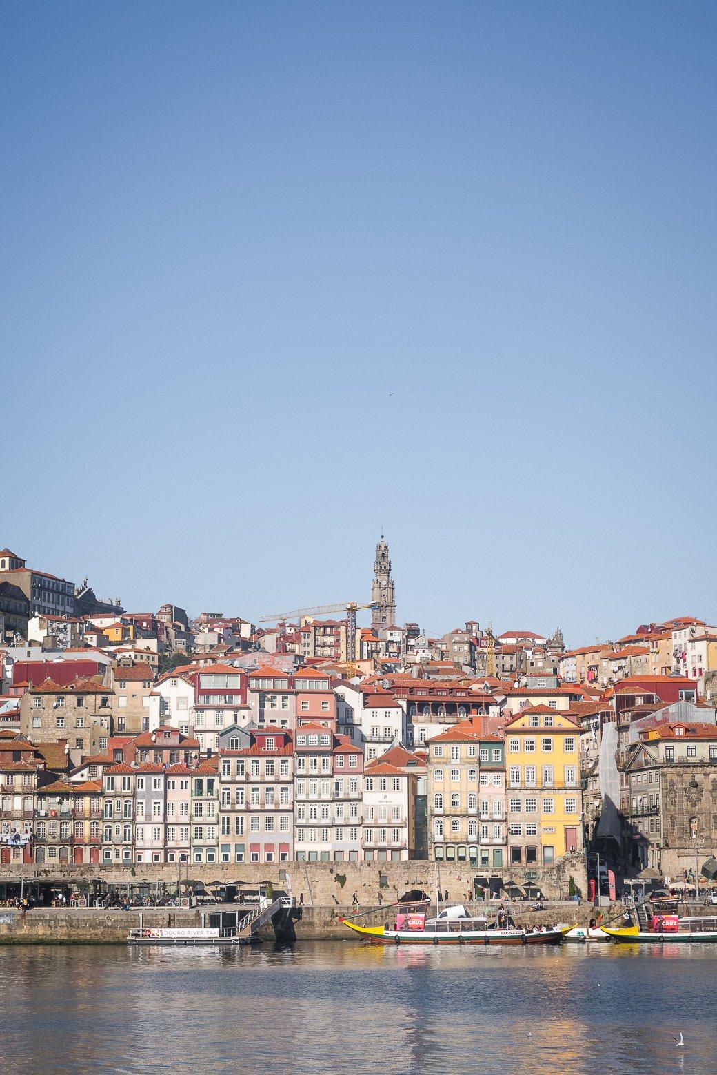 voyage mystère Porto