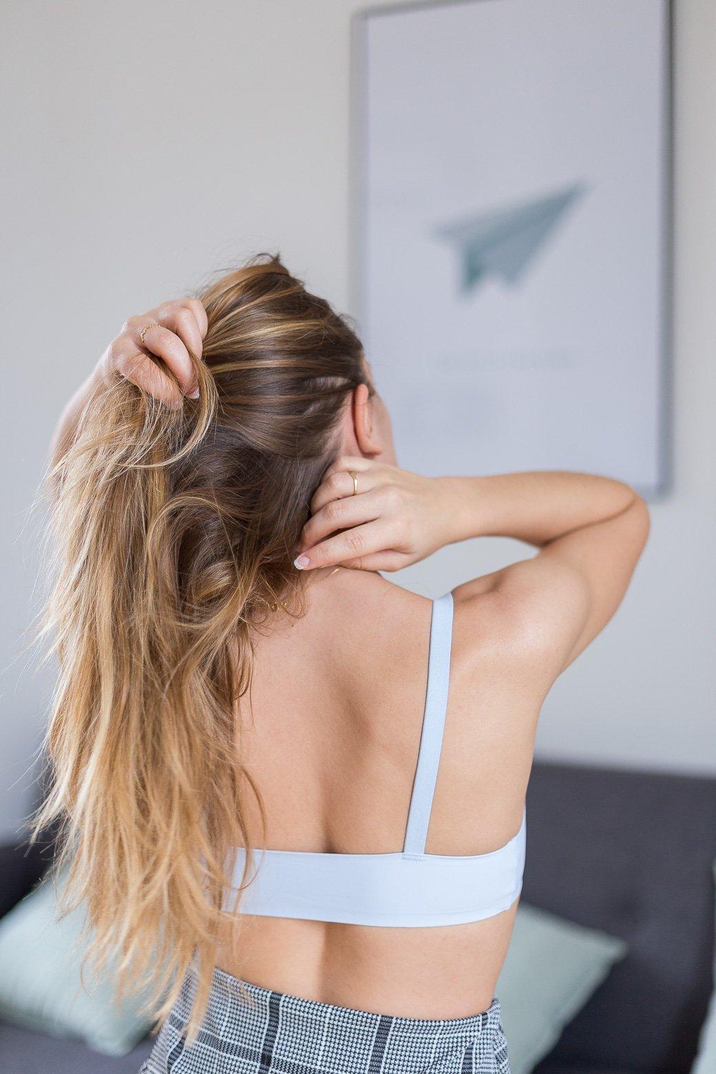 soutien gorge confort sans agrafe derrière