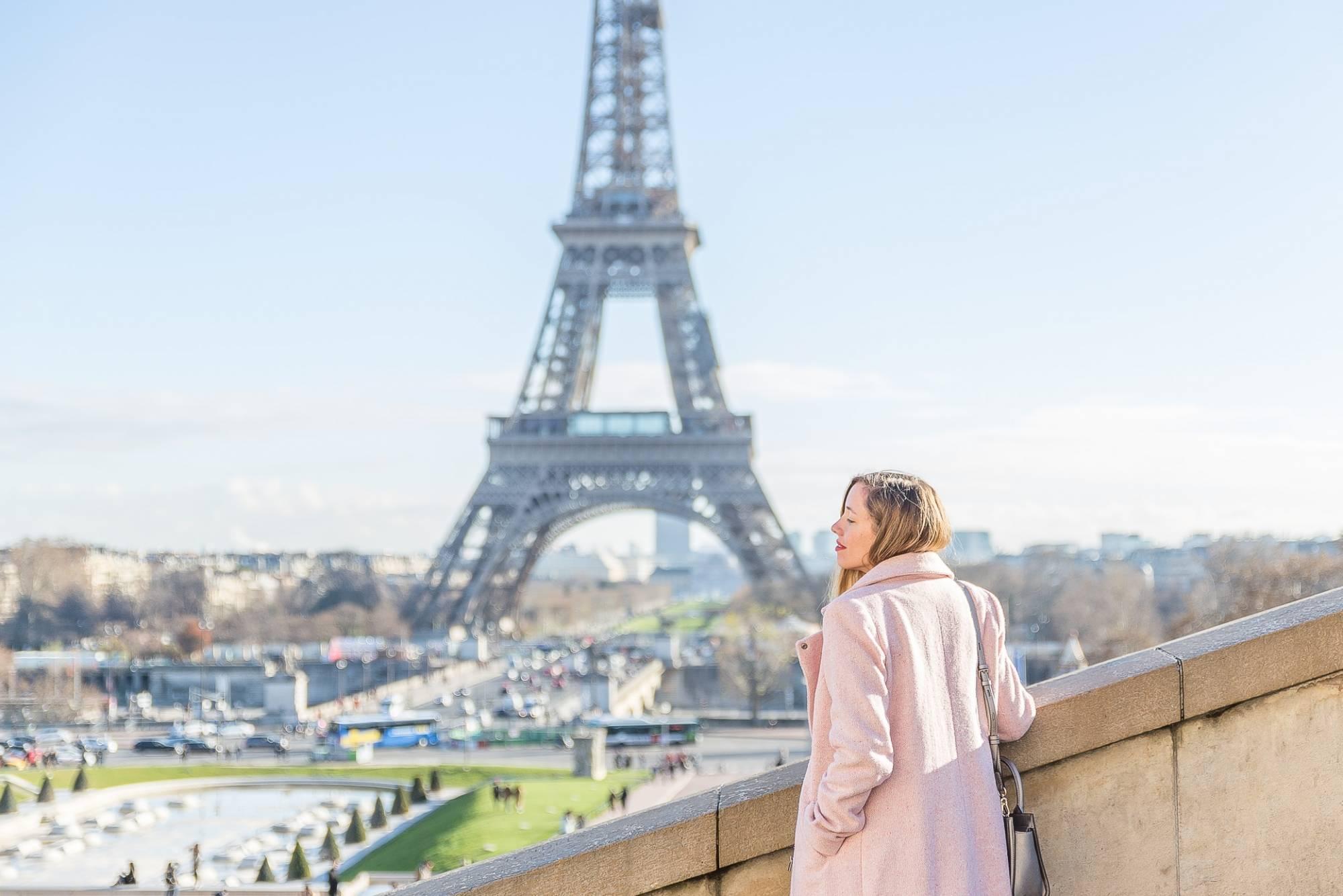 Tenue hiver Paris