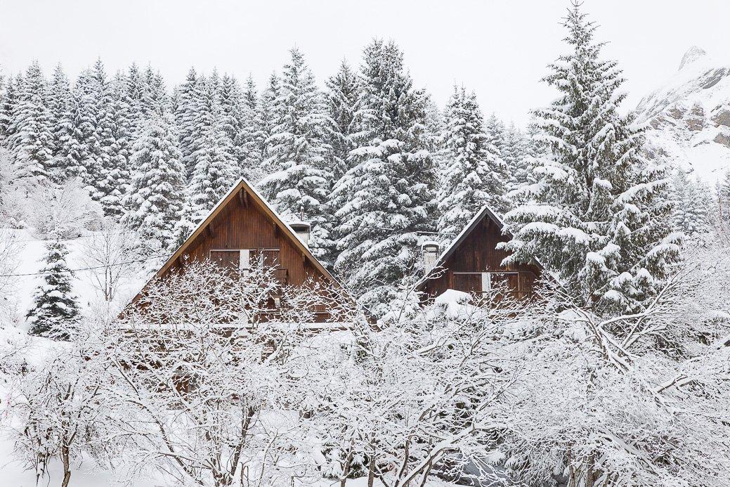 Pyrénées-Atlantiques hiver