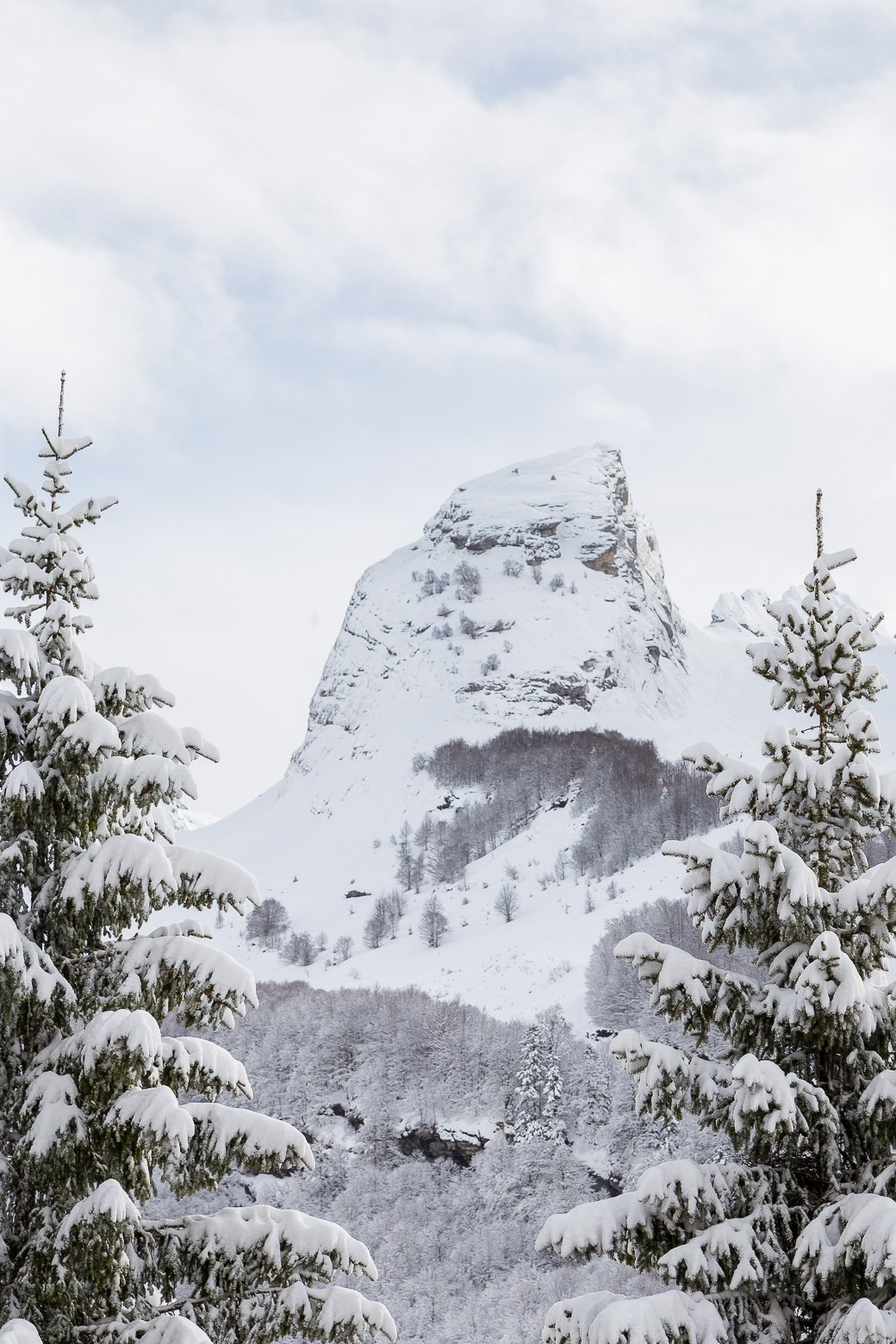 Station ski Gourette Pyrénées Atlantiques
