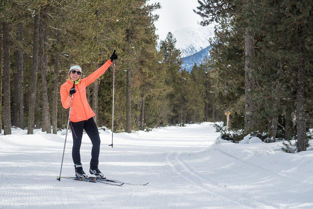 tester le ski de fond