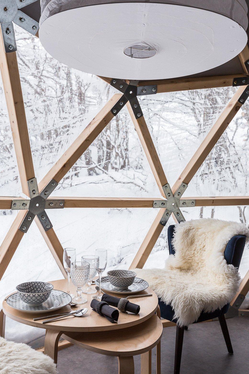 Wild Dome Aventure Nordique Gourette