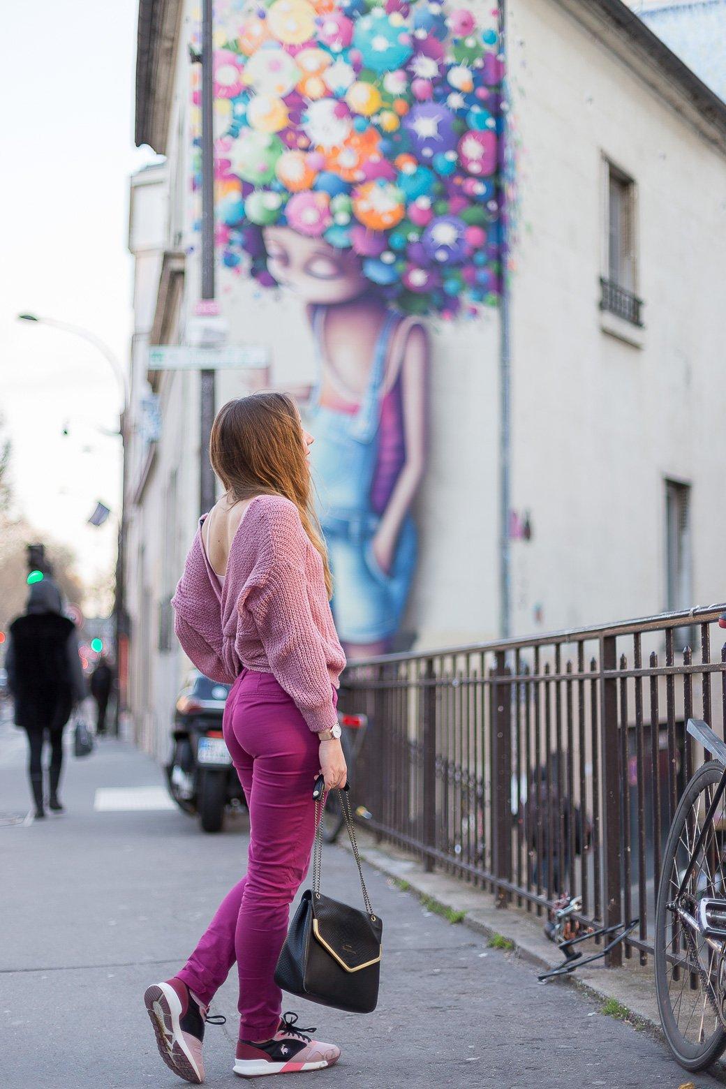 1P10S x DDP pantalon chino