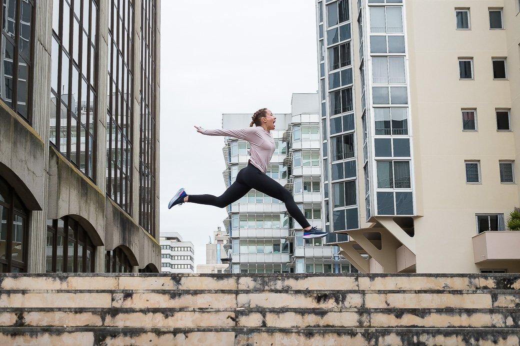 blogueuse sport running