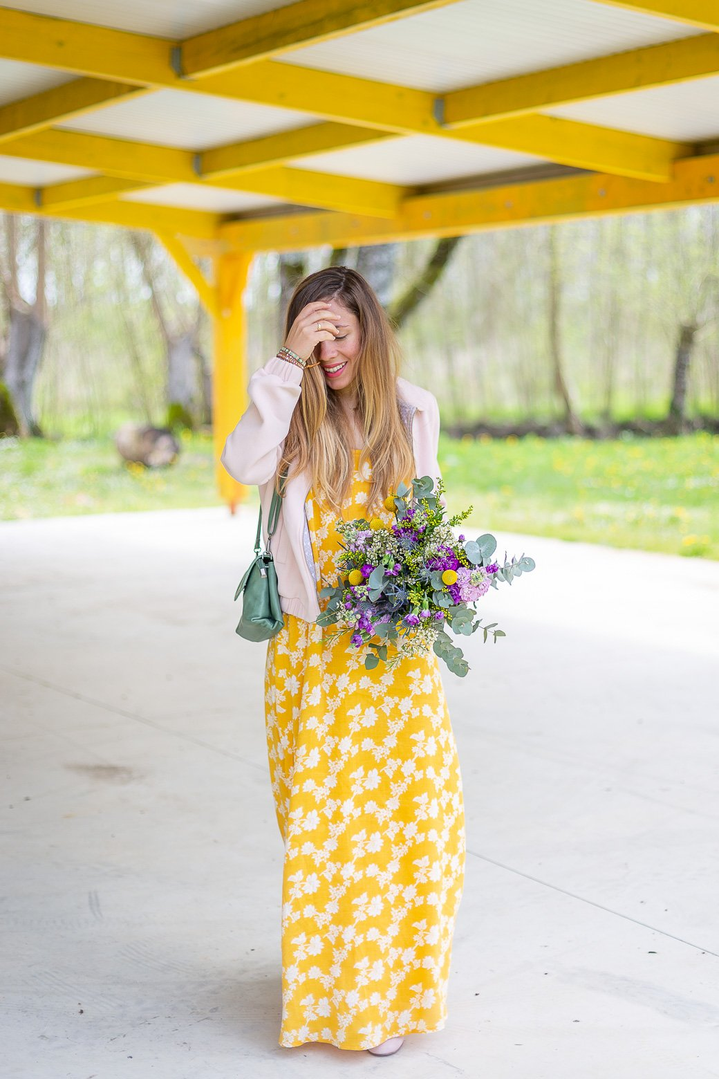 blog mode bordeaux tenue printemps