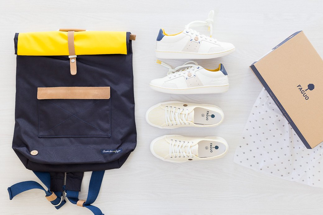 Chaussures et sac Faguo