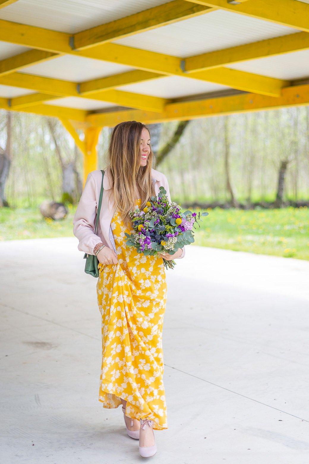 robe longue pour femmes petites