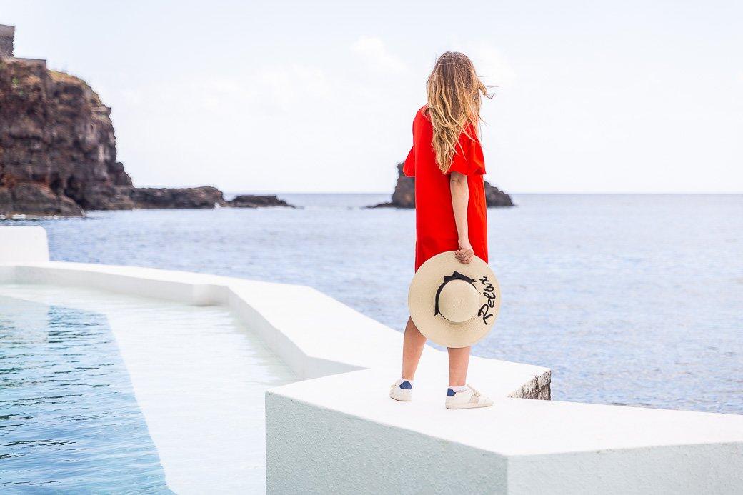 blogueuse mode à Madère