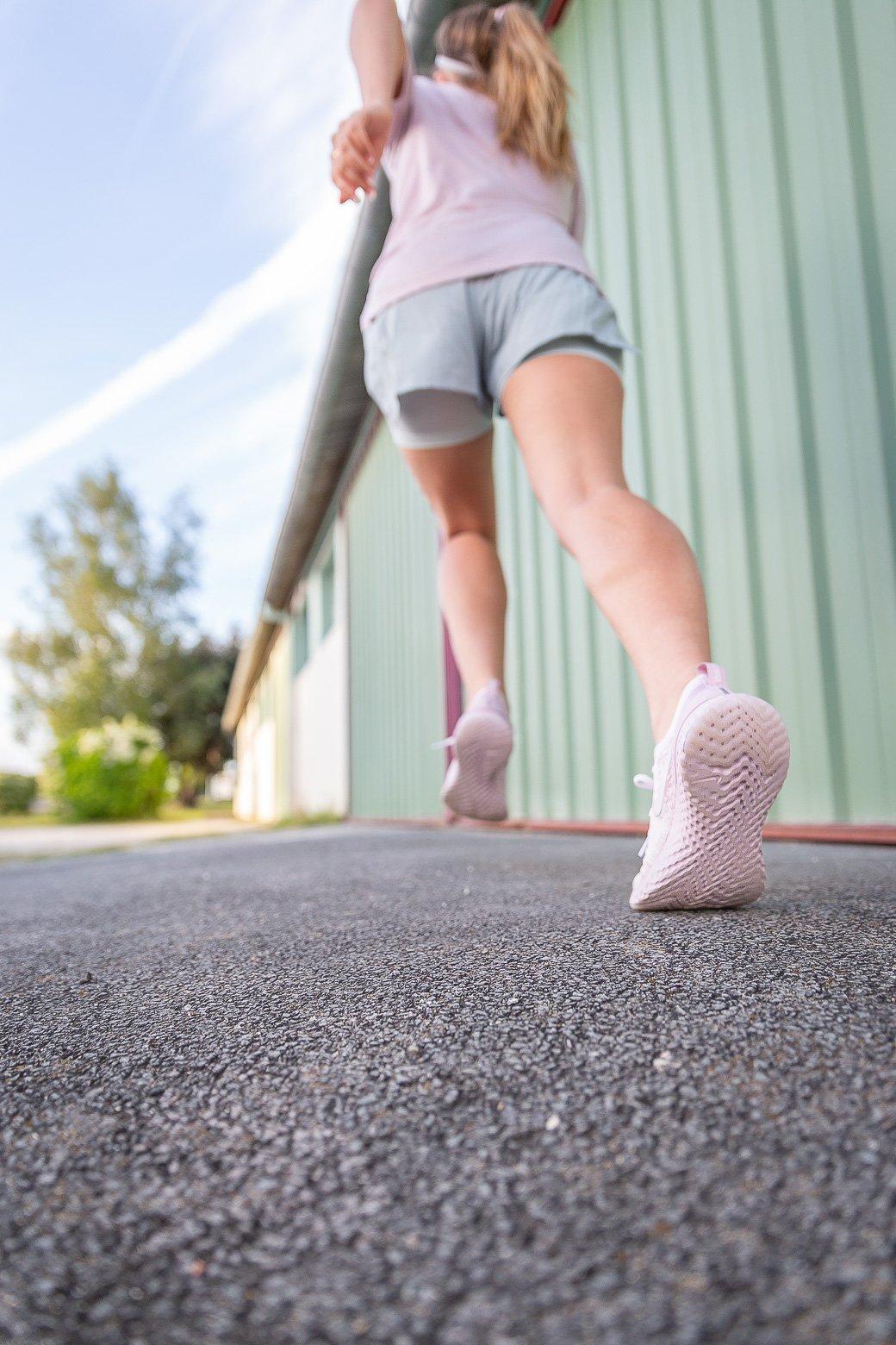 chaussures nike react légère dynamique