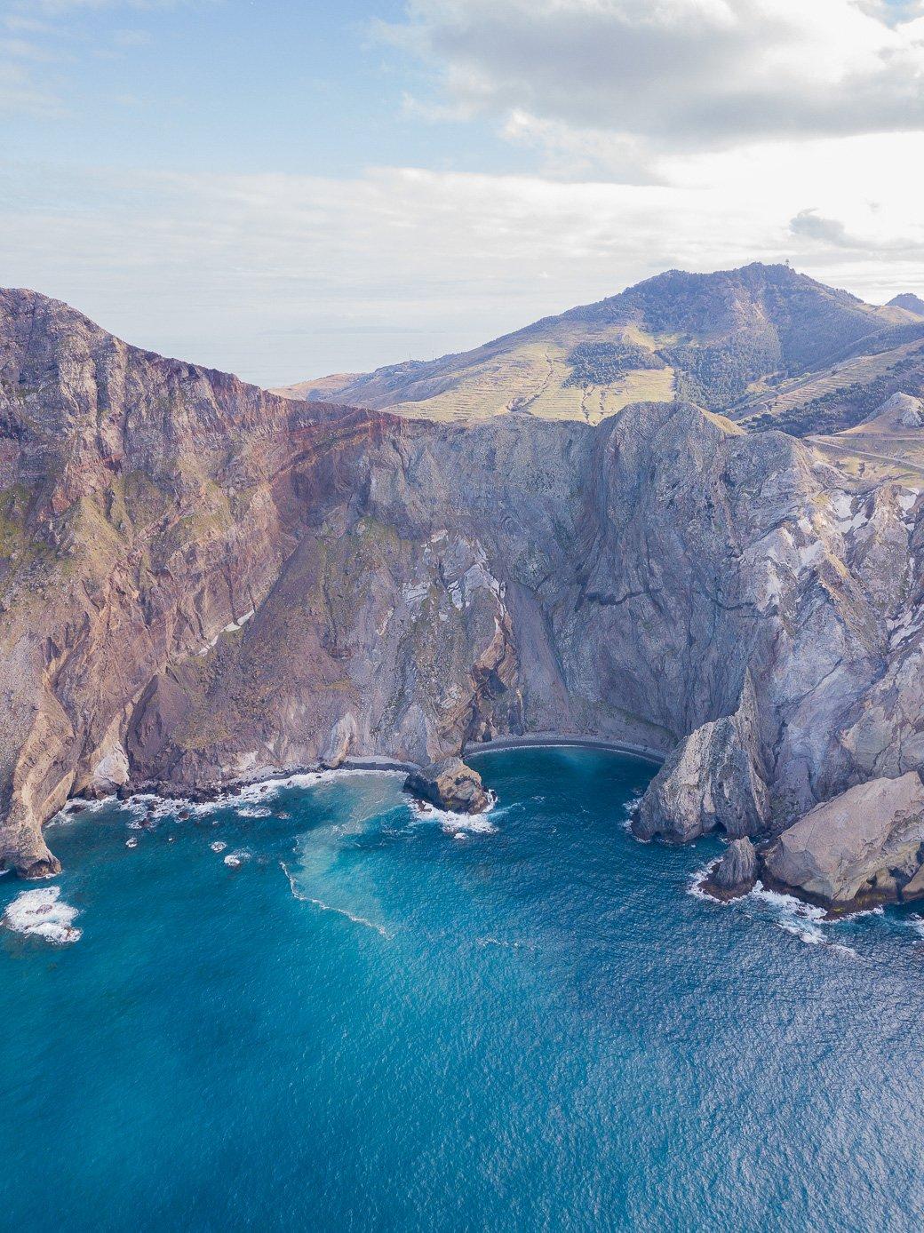Voyage île porto santo