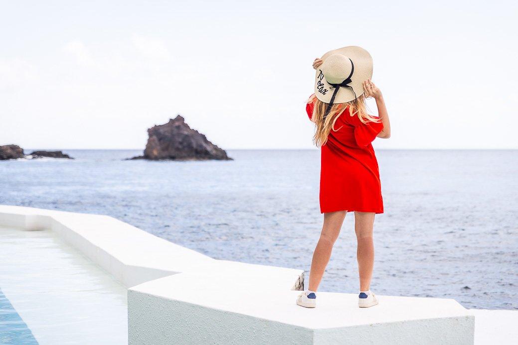 robe rouge blog mode