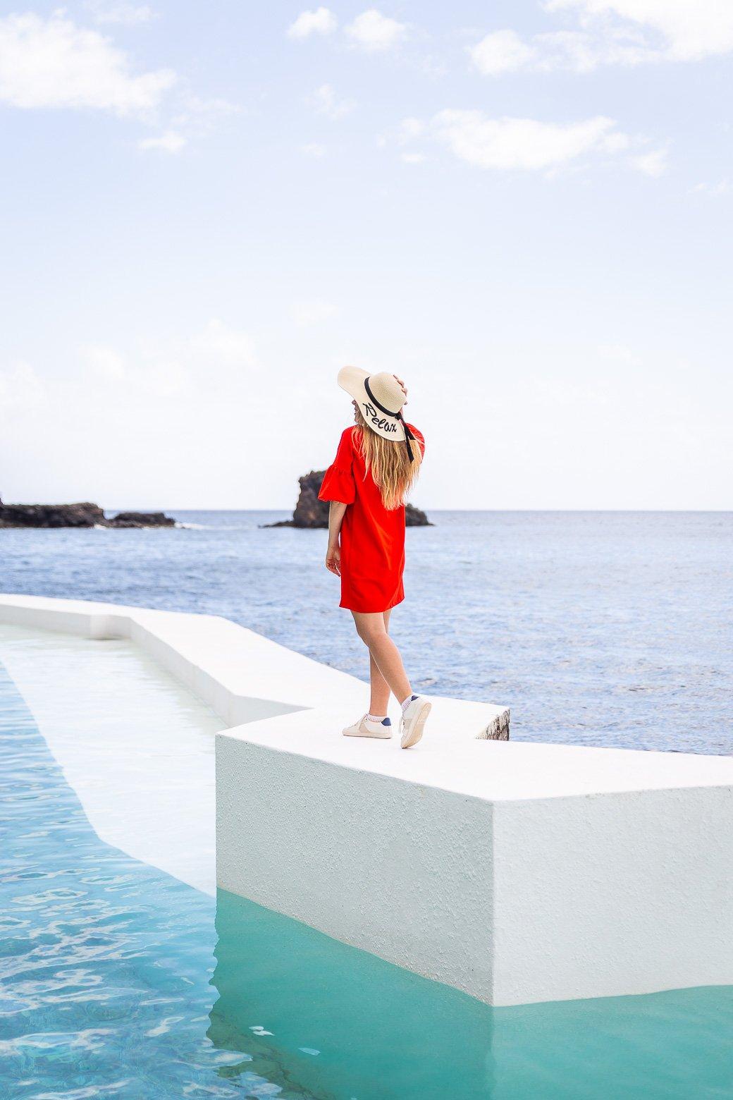 robe rouge compania fantastica