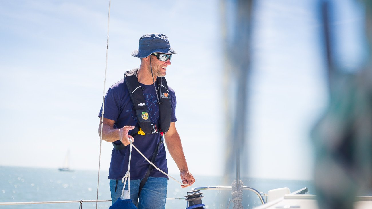 Marc Helary Skipper