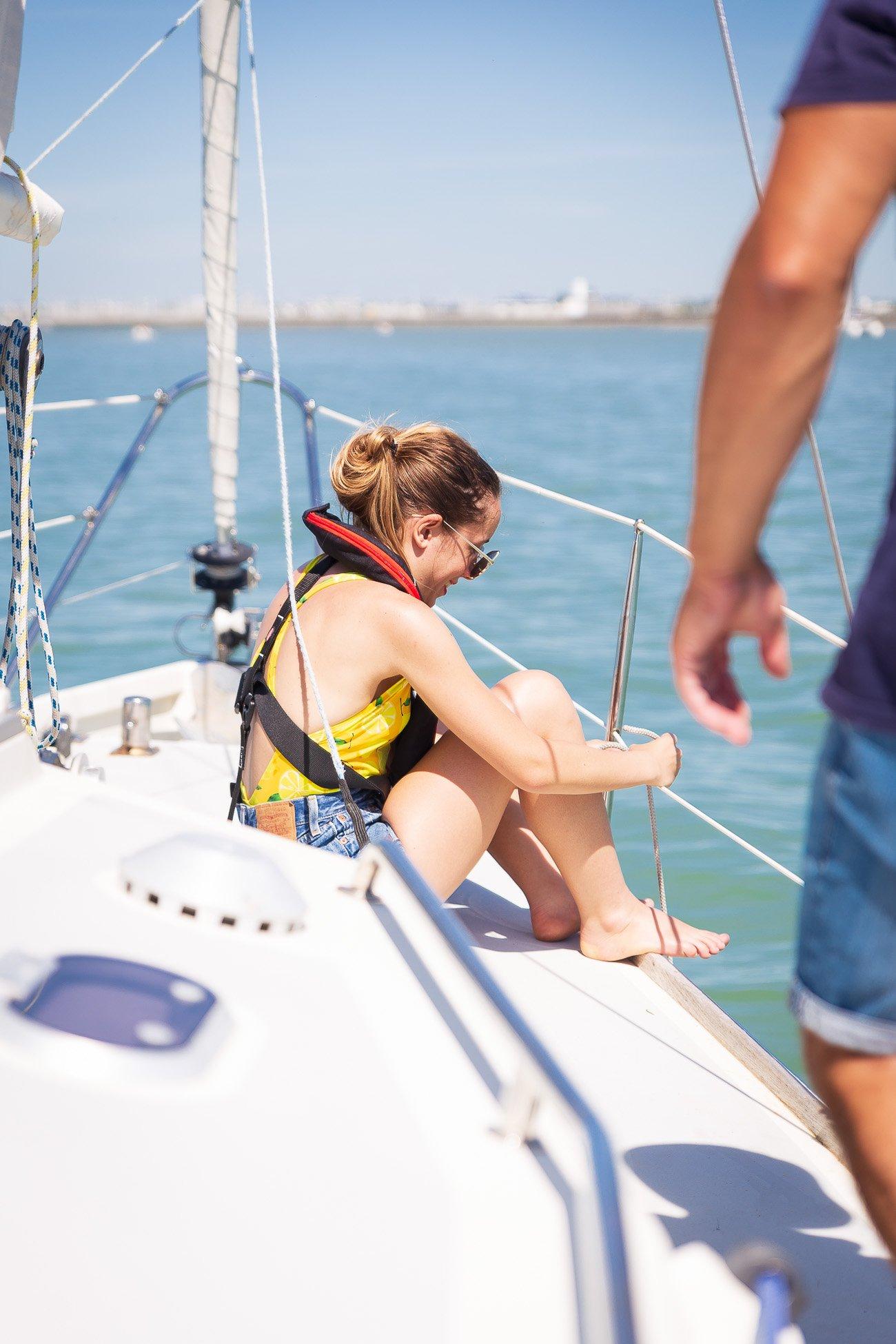 apprendre la navigation bateau