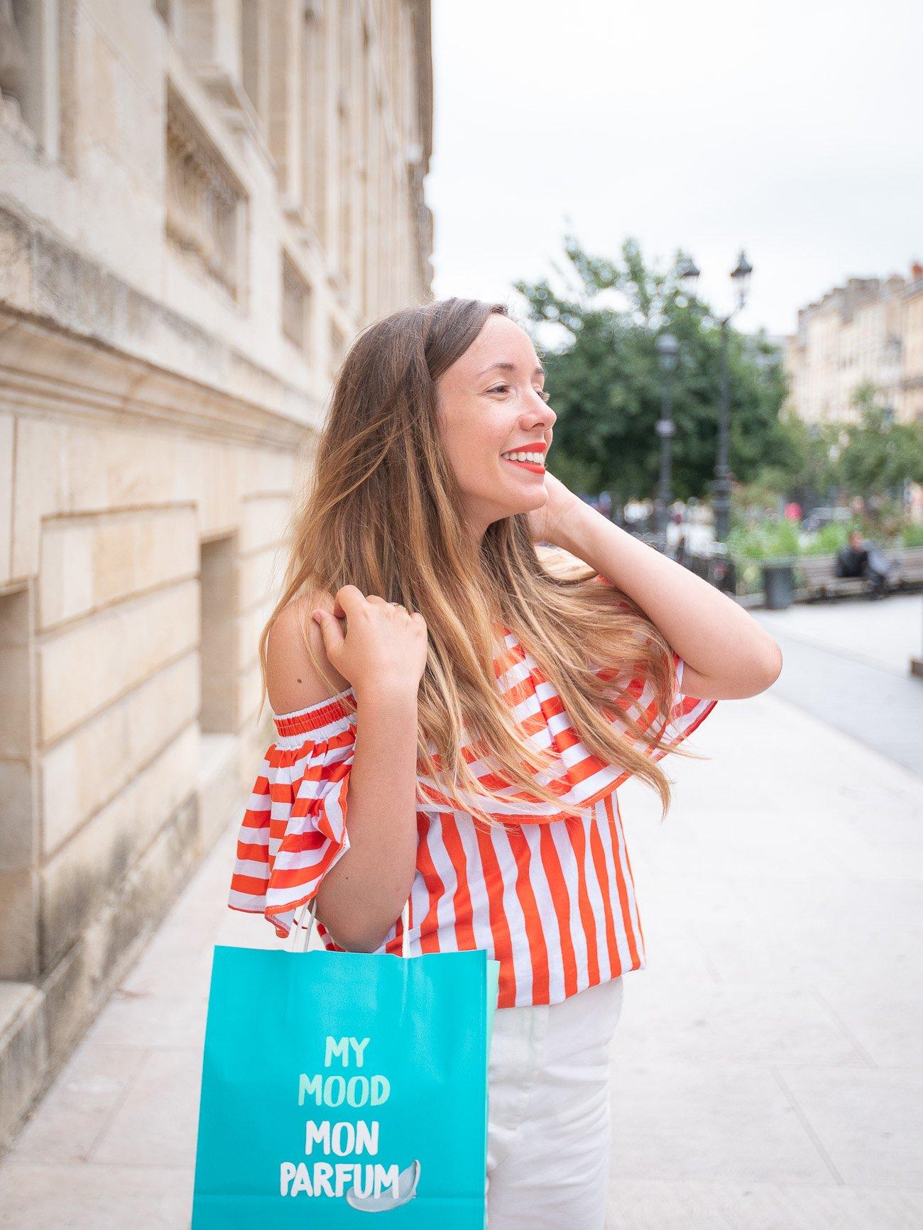 Blogueuse mode à Bordeaux