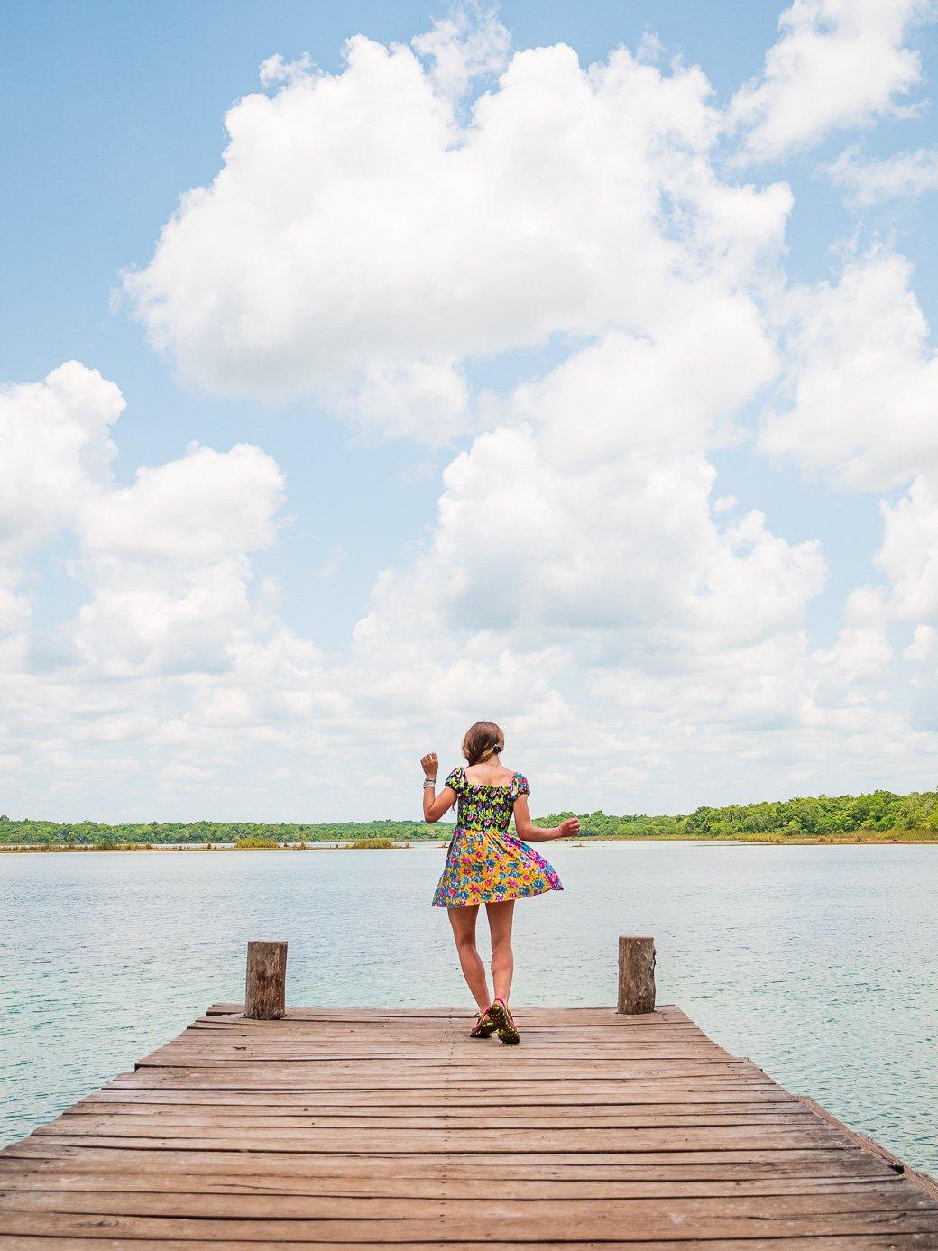 Punta Laguna réserve naturelle