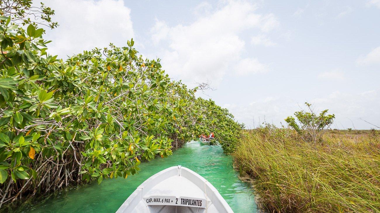 Réserve naturelle Sian Kaan