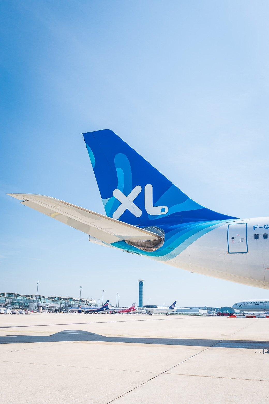 XL Airways Avion