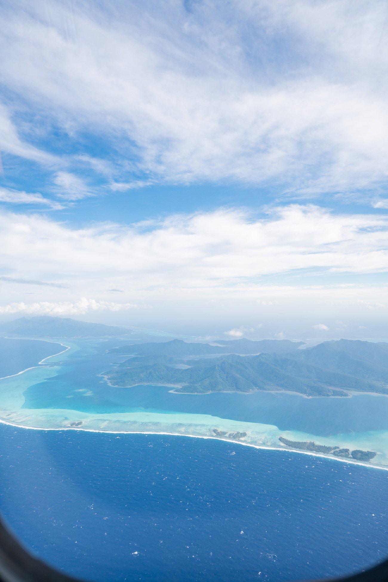 Bora Bora Air Tahiti