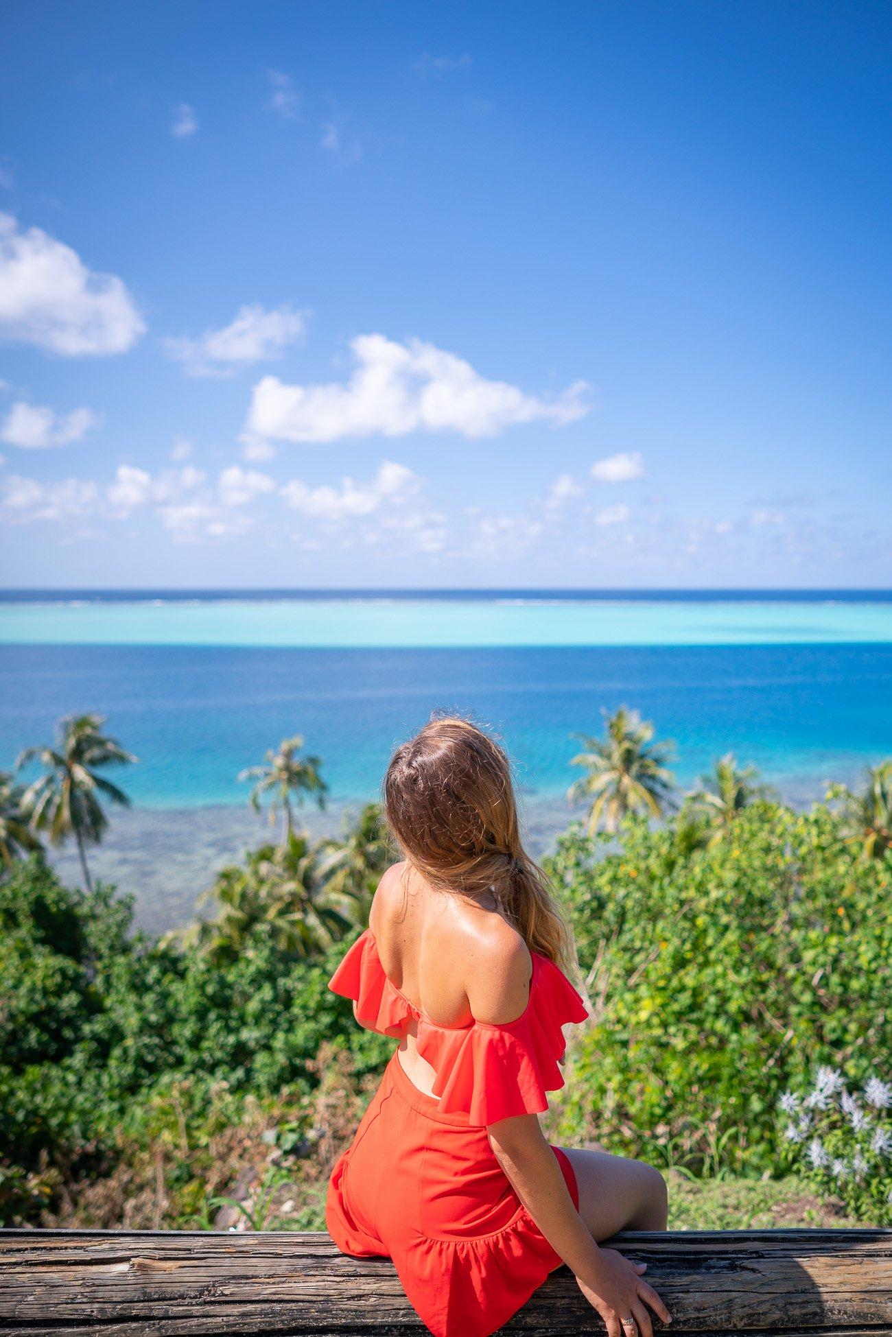 blog voyage polynésie Huahine