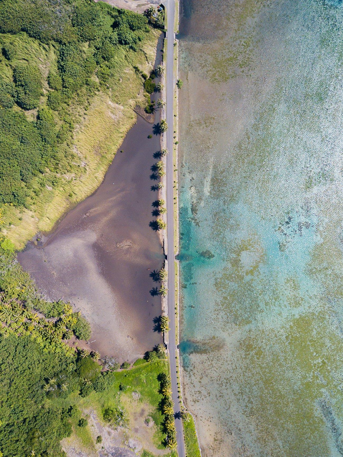 Tour île Huahine