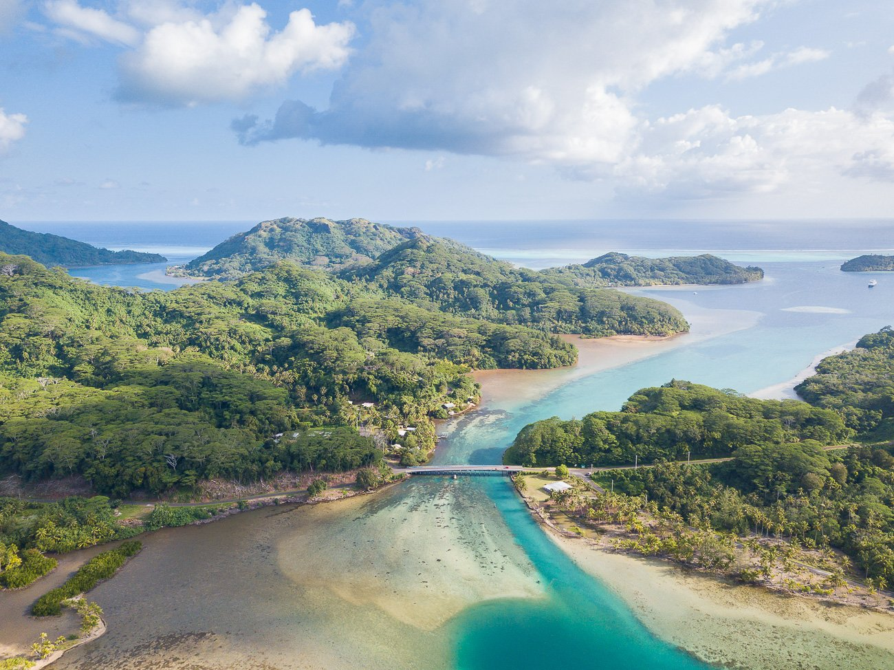 Huahine Tahiti