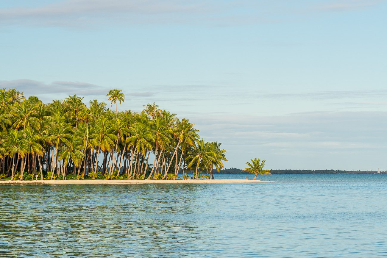 Motu Bora Bora privé
