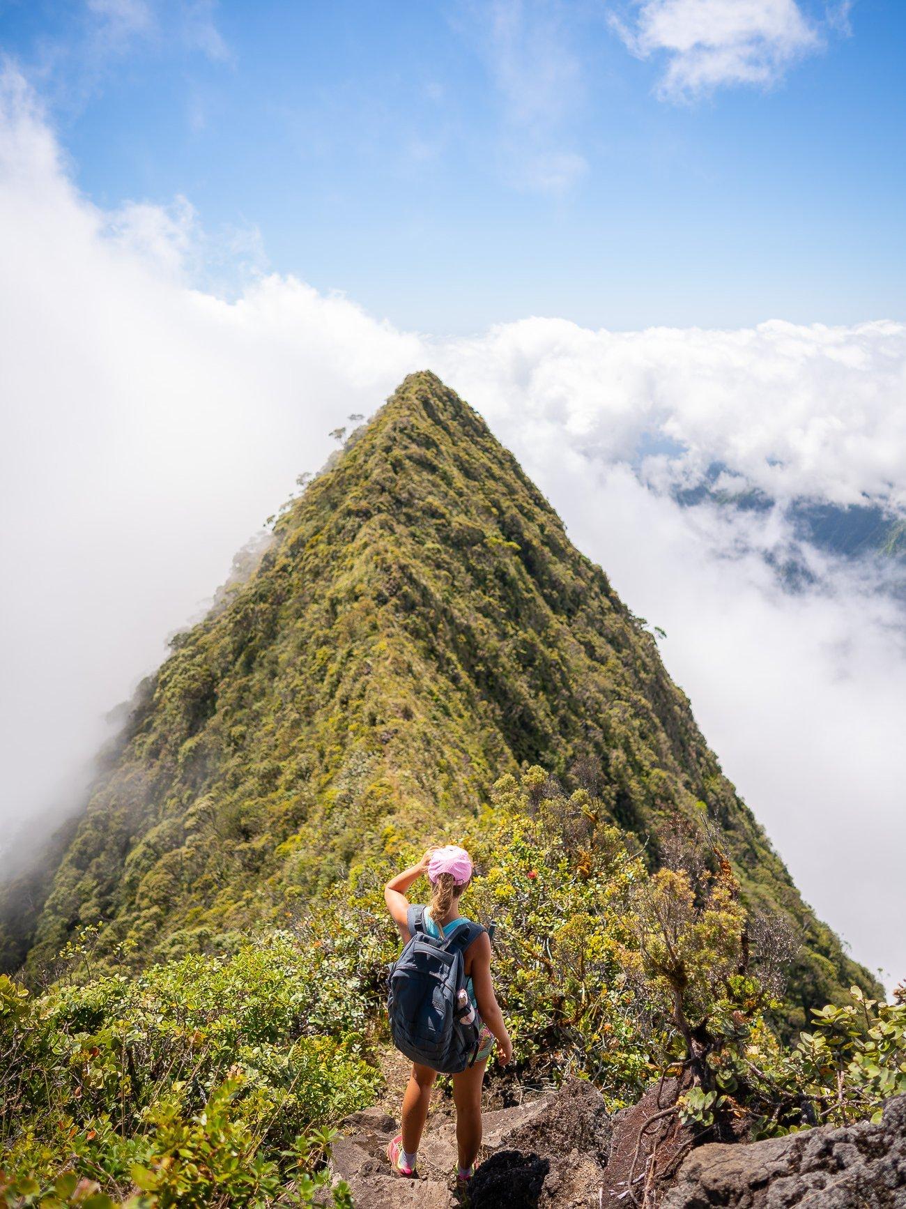 Mont Aorai Randonnée