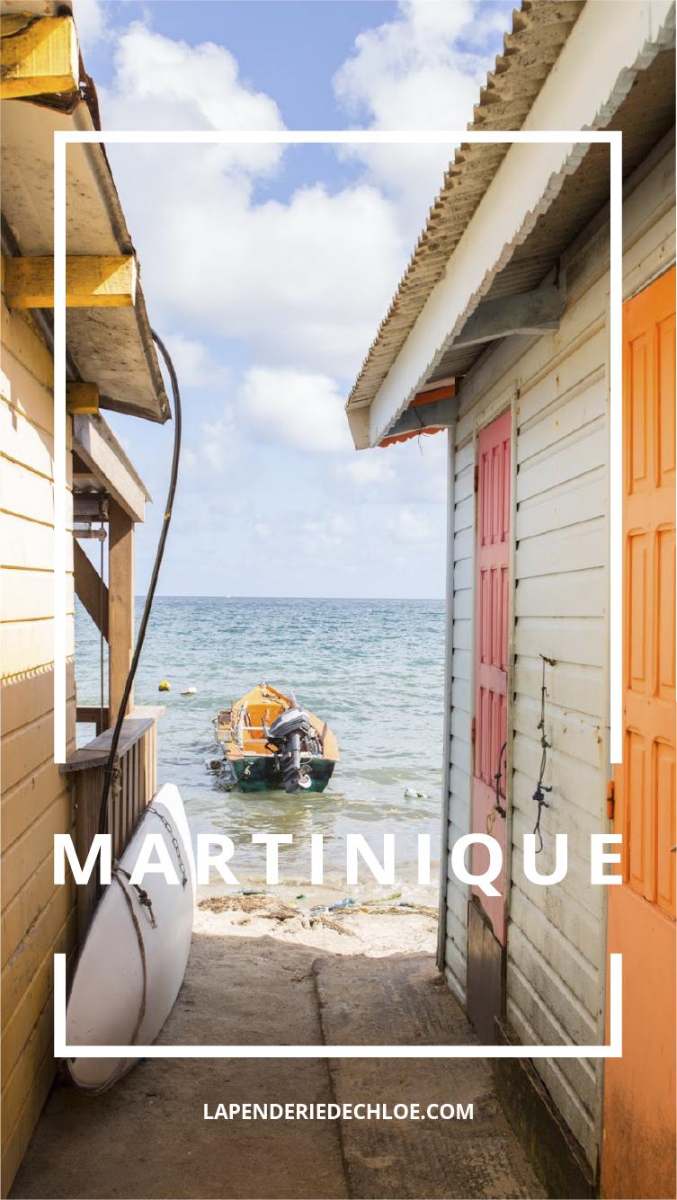 Pinterest Voyage Martinique