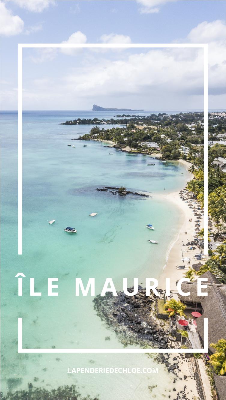 île Maurice voyage Pinterest
