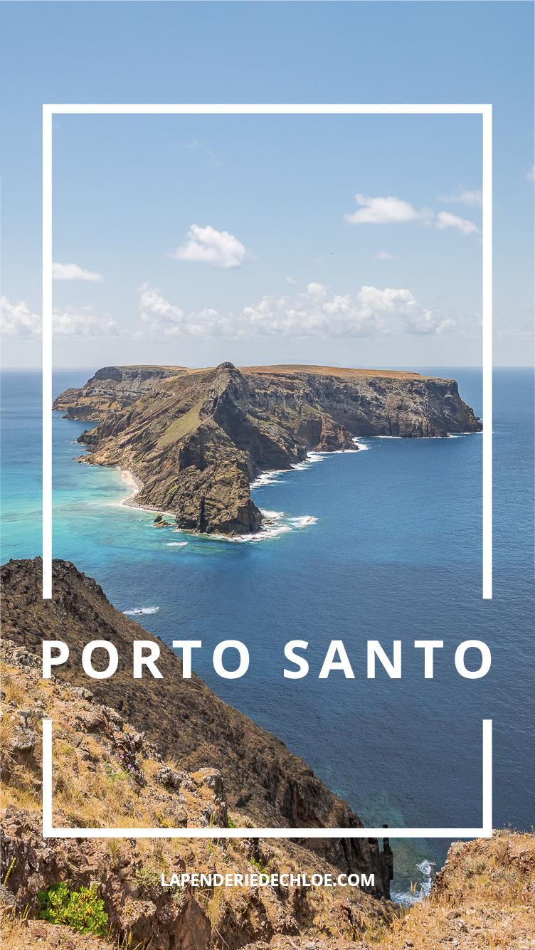 Porto Santo Pinterest
