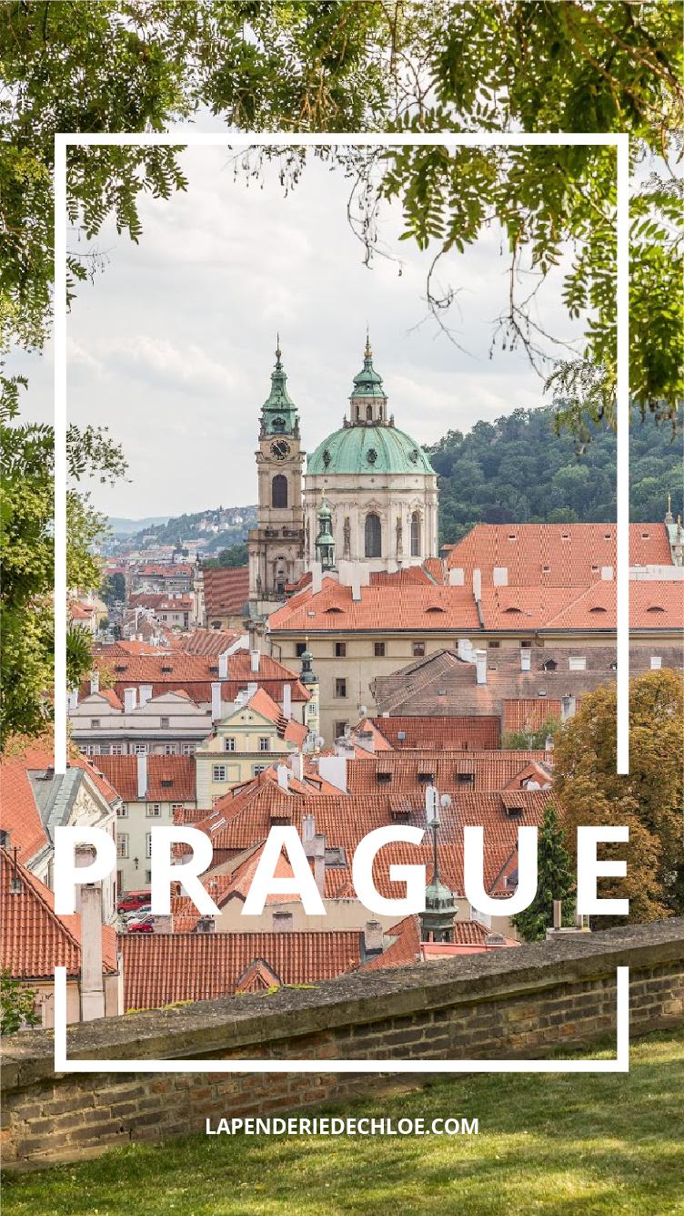 Prague bons plans Pinterest