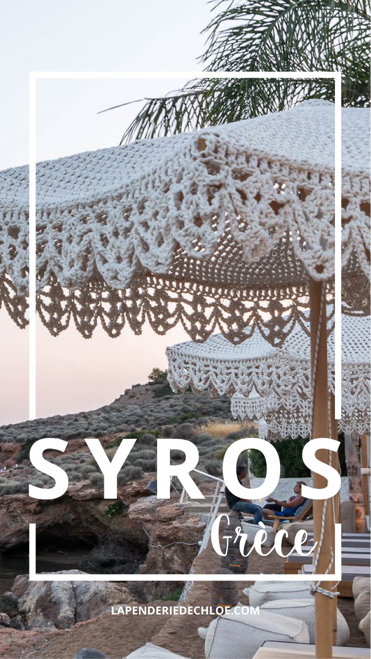 Syros Voyage Pinterest