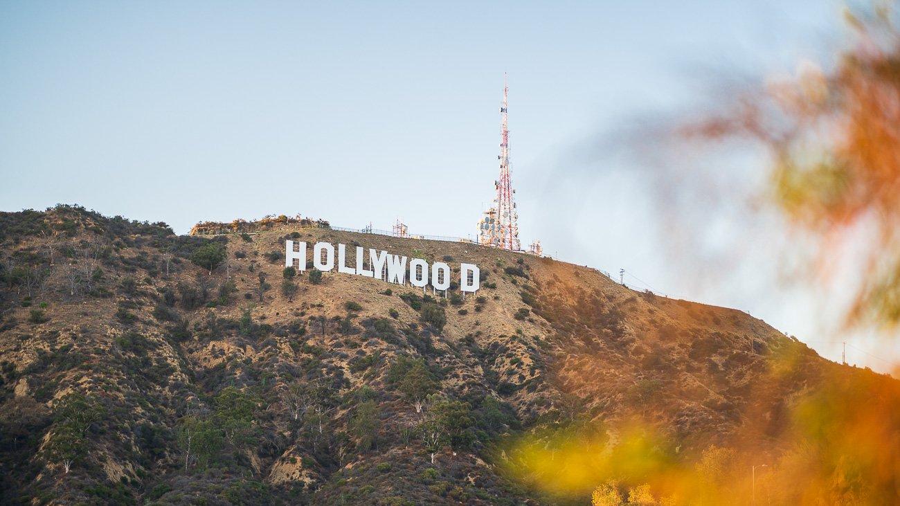 Comment voir lettres Hollywood
